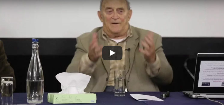 Video: Denis Goldberg Oxford IAW Lecture Part 5: Freedom and Justice for Palestine