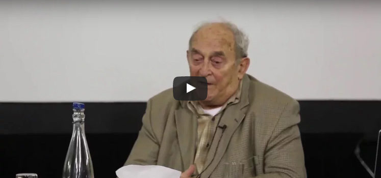 Video: Denis Goldberg Oxford IAW Lecture Part 6: Boycott Divestment and Sanctions BDS against Israel